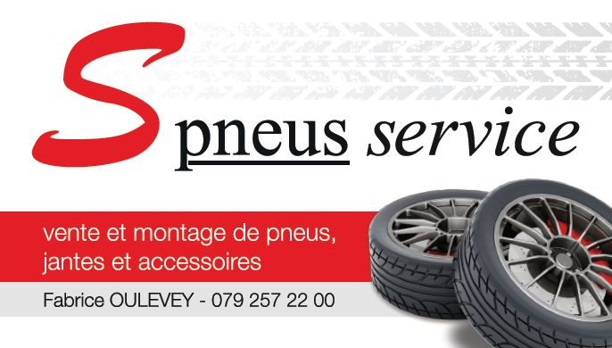 Spneus Service partenaire