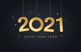 Bonne et heureuse année 2021 ! Le calendrier du Team s'étoffe !