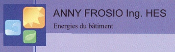 Anny Frosio Ingénieur HES